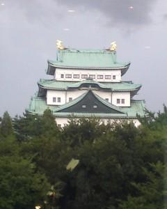 名古屋城120819
